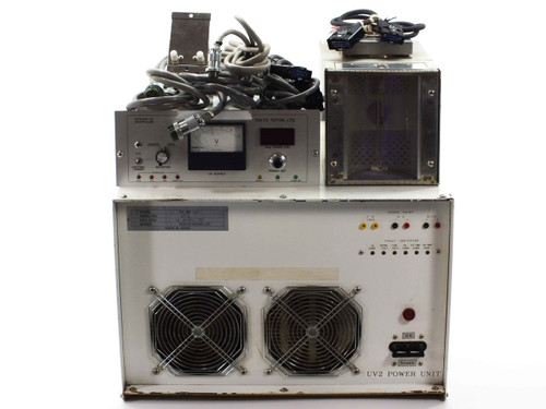 Tokyo Foton TFL 150 Microwave Electrodeless UV Curing System with Power Supply