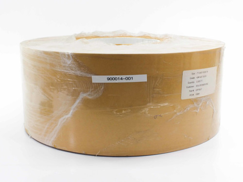 "Brown 7"" by 5000' Grade 42 NAT S/2/S Roll Packing Paper GPF85/7"