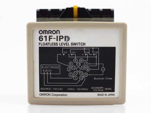 Omron Floatless Level Switch 61F-IPD