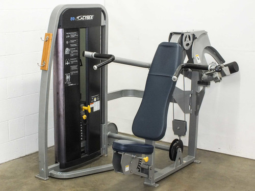 Cybex 11010-90 Eagle Overhead Press Strength Training Machine