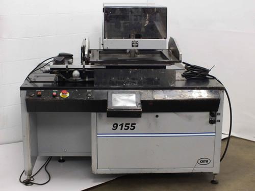 AMI Presco Silk Screen Printer (MSP-9155) with Touch Screen