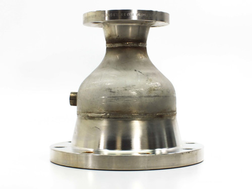 """Enlin 8.25"""" to 3.25"""" Stainless Steel Pipe Flange Adapter A/SA182 F304/304L B16.5"""