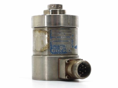 Teledyne Taber  206 Pressure Transducer 0-1000 psi - 350 Ohms