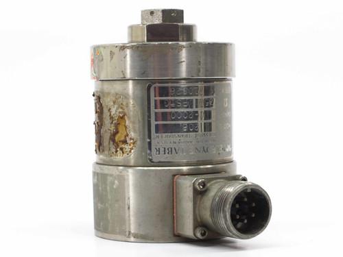 Teledyne Taber  206 Pressure Transducer 0-2000 psi - 350 Ohms