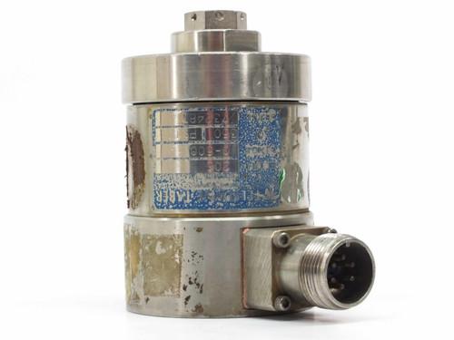 Teledyne Taber  206 Pressure Transducer 0-500 psi - 350 Ohms