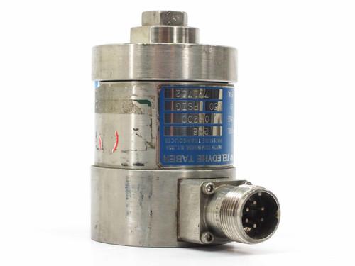 Teledyne Taber  206 Pressure Transducer 0-200 psi - 350 Ohms