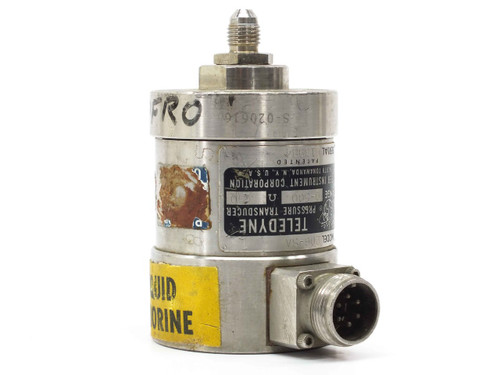 Teledyne Taber  Pressure Transducer 0-500 psi - 350 Ohms 206-SA