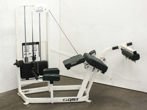 Cybex 4617-001-91 Prone Leg Curl Strength Training Machine