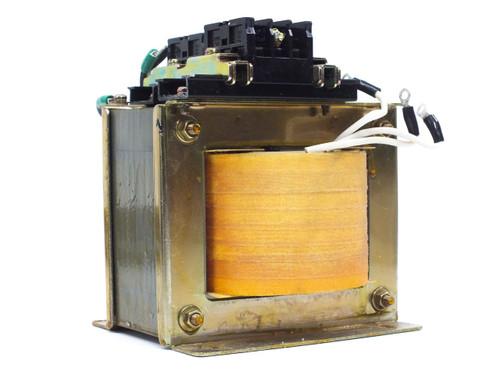 Nunome Electric Transformer PRI 200/220 SEC 110/110 Phase-1 NESB330CUL09705-03