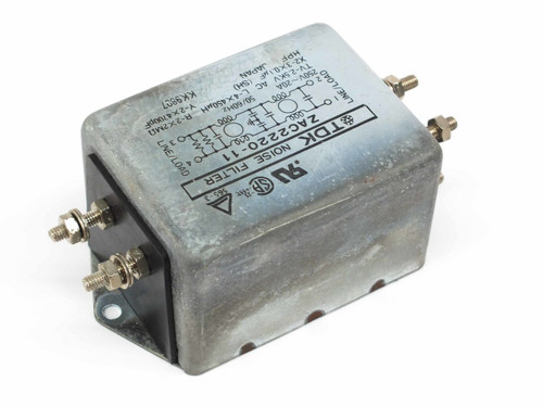 TDK ZAC2220-11 Compact AC Noise Filter 250V 20A
