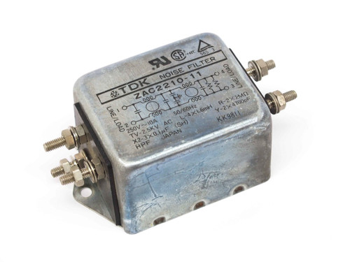 TDK ZAC2210-11 Compact AC Noise Filter 250V 10A