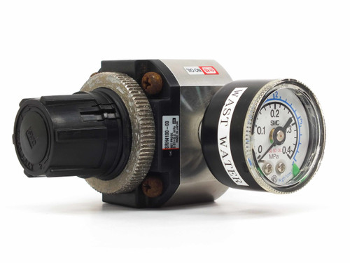 SMC Series SRHStainless Steel Clean-Room Regulator 0.01-0.2 MPa SRH4100-03