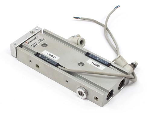 SMC CXSM10-40R-Z73 Guided Linear Pnumatic Actuator Dual Rod Cylinder