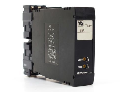 M-System HRS-4A-R RTD Transmitter