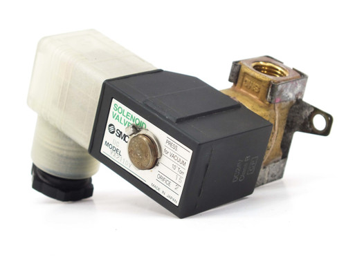 SMC  Direct Operated 2-Port Solenoid Valve VX2110V