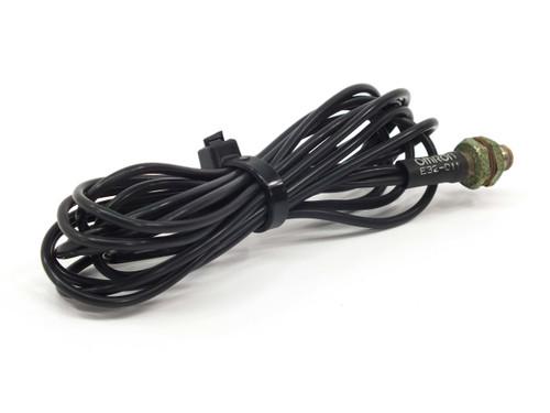 Omron Photoelectric Optical Fiber Sensor E32-D11