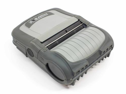 Zebra QL420 Plus Thermal Label Printer - NO AC Adapter Q4C-MUNA0000-00