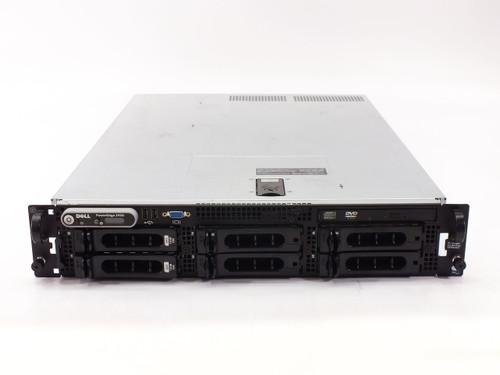 Dell PowerEdge 2950 Intel Xeon Dual Core 3.0GHz Rackmount Server, 4GB RAM, (2) 7