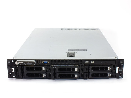 Dell PowerEdge 2950 Xeon Dual 2.0GHz Server, 4GB RAM, (2) 73GB and (4) 146GB HDD