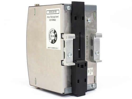SOLA SDN5-24-100 24VDC 5 Amp Power Supply DIN-Rail Mount