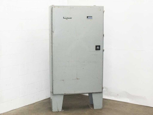 Hammond Manufacturing Floormount Industrial Control Panel Enclosure Chassis