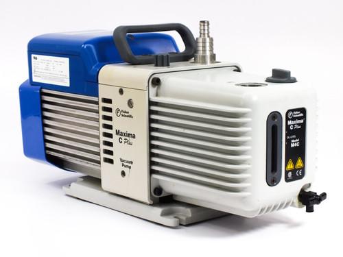 Fisher Scientific M4C Maxima C Plus 1 Phase 1/2 Horse Power 1725 RPM Vacuum Pump