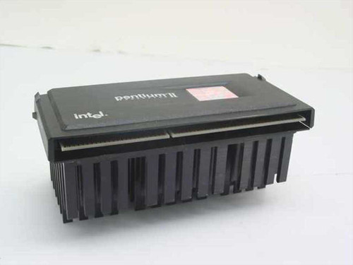 Intel Slot 1 PII 400Mhz Processor 512k Cache (SL2U5)