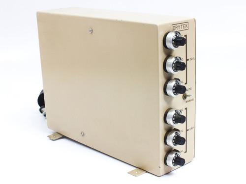 Dryek Coil / Cap Control Unit with Auto / Manual for 100S Plasma Wafer Etcher