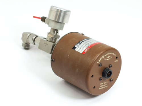 MKS Type 227A Pressure Transducer