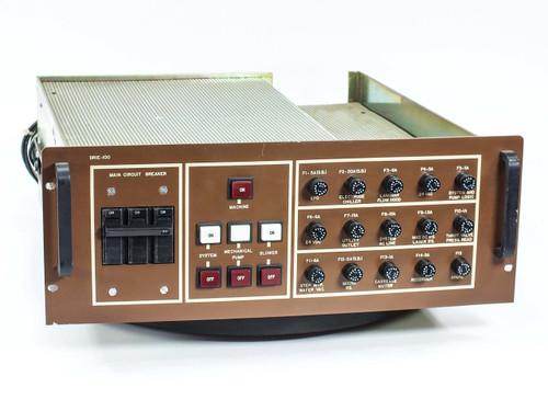 MKS DRIE-100 High Voltage Circuit Breaker Rack Unit 4U Drytek S100 Wafer