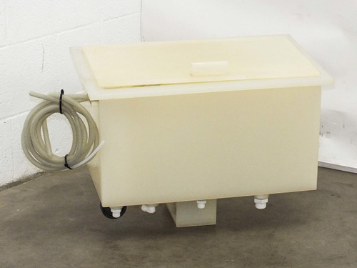 Heateflex UCT402-6-1-1-3 Benchtop PTFE Recirculating Wafer Etch Bath Washer