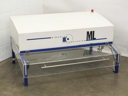 SLEE CleanRoom BenchTop Laminar Flow Hood 230VAC (VLF/M 500-1000)