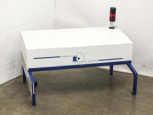 SLEE CleanRoom BenchTop Hood with Airflow 40B2TX Blower 230VAC (VLF/M 500/1000)