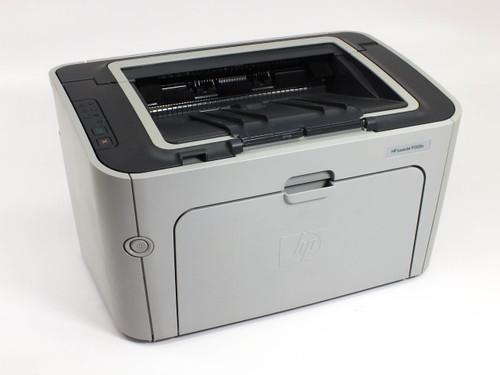 HP CB413A P1505n Workgroup Monochrome LaserJet Printer 24 ppm 10/100