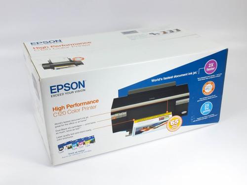 Epson C11C687201 Color InkJet Printer 37 ppm 5760x1440 Optimized