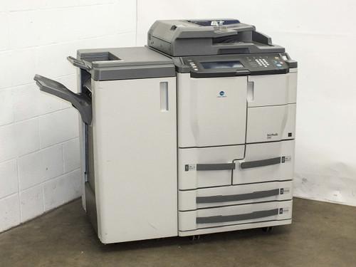 Konica Minolta 600 Digital Multi-Function Copier/Scanner/Printer/Fax