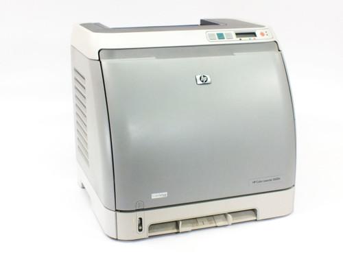 HP Q6455A Color LaserJet 2600n Printer 8 PPM 600x600 DPI USB and 10/100 Ethernet