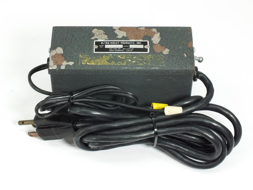 Ultra-Violet Products SCT-1 120 VAC Power Supply for Ultraviolet Quartz Pencil