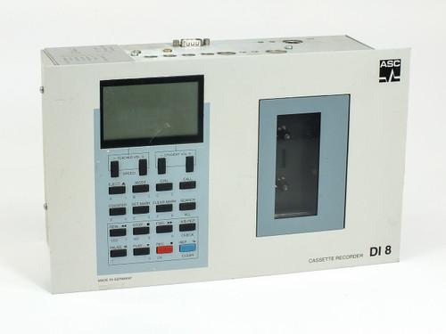 ASC Cassette Recorder System SPRACHLEHR  DI 8