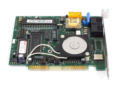 US Robotics 8-Bit ISA Internal Modem / Fax Card CJE794 CJE-0121 USR