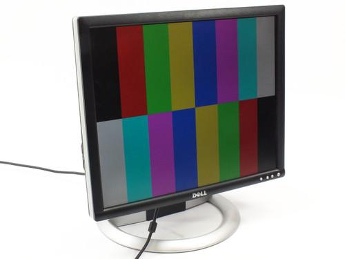 "Dell 1907FPVt 19"" LCD Monitor"