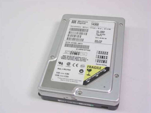 "Western Digital 4.3GB 3.5"" IDE Hard Drive (AC14300)"