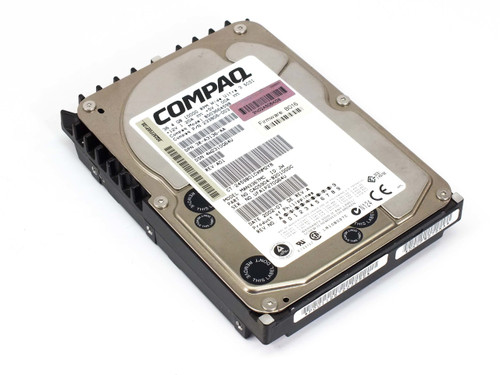 "Compaq 36.4GB 3.5"" SCSI Hard Drive 80 Pin (233806-003)"