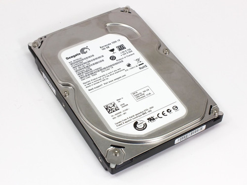 "Seagate 160GB 3.5"" SATA Hard Drive (ST3160318AS)"