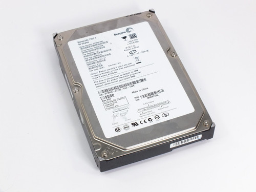 "Seagate 80GB 3.5"" SATA Hard Drive (ST380819AS)"