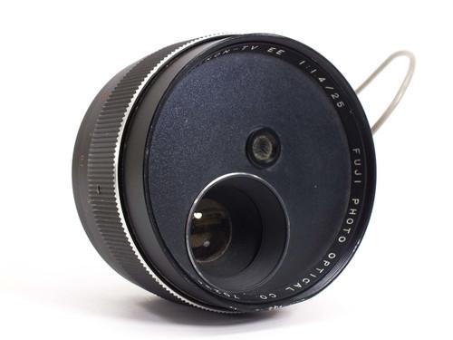 Fuji Photo Optics Fujinon-TC EE 1:1.4/25 -Bent Filter Rim 702341