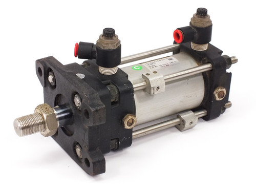 SMC 10-CDA1FN50-50-F5PL Air Cylinder Double Acting 50mm Bore 50mm Stroke