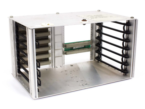 Netstal Sycap Computer Chassis AMS-MBUS 7 Slot for DiskJet Injection Molders