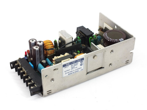 Nemic Lambda HK-11-24 Power Supply DC 24VDC 4.5A 85-132VAC 47-440Hz