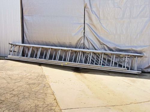 Duo Safety 3 Section 35' Heavy Duty Aluminum Extension Ladder (1225)